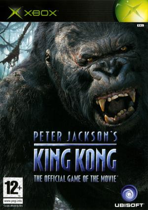 King Kong sur Xbox