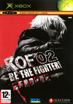 The King of Fighters 2002 sur Xbox