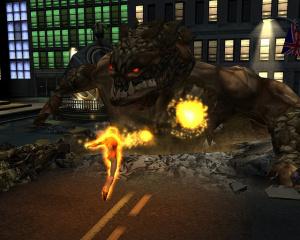 Les 4 Fantastiques - Xbox