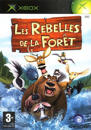Les Rebelles de la Forêt sur Xbox