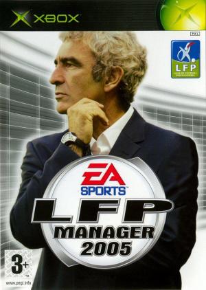 LFP Manager 2005 sur Xbox