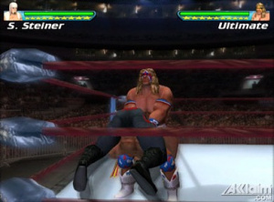 Legends of Wrestling 3 fait les présentations