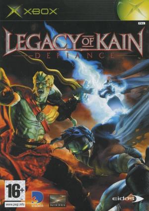 Legacy of Kain : Defiance sur Xbox