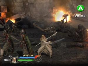 vente limitée couleur attrayante vraiment à l'aise Test de Le Seigneur des Anneaux : Le Retour du Roi sur Xbox ...