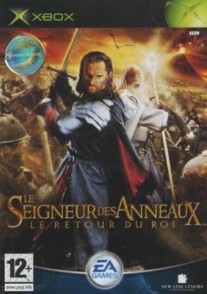 Le Seigneur des Anneaux : Le Retour du Roi sur Xbox