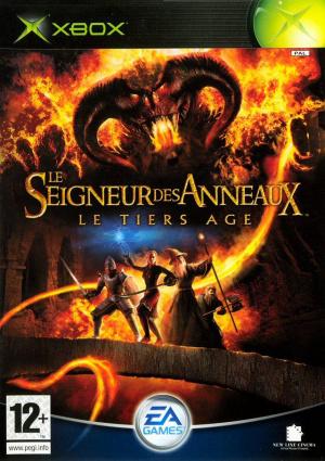 Le Seigneur des Anneaux : Le Tiers Âge sur Xbox