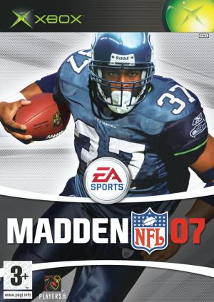 Madden NFL 07 sur Xbox