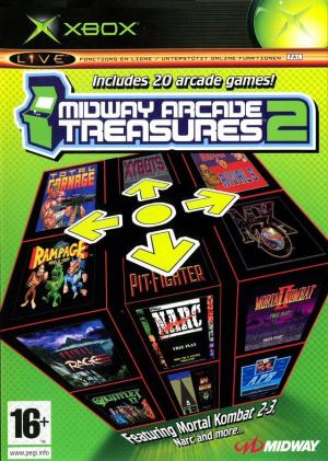 Midway Arcade Treasures 2 sur Xbox
