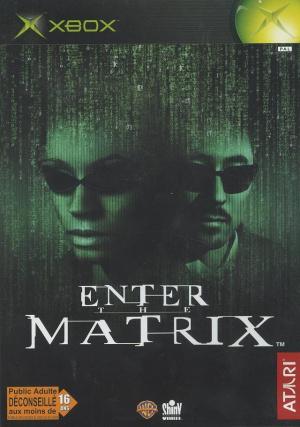 Enter the Matrix sur Xbox
