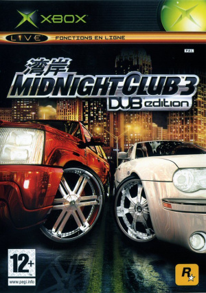 Midnight Club 3 : Dub Edition sur Xbox