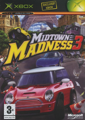 Midtown Madness 3 sur Xbox
