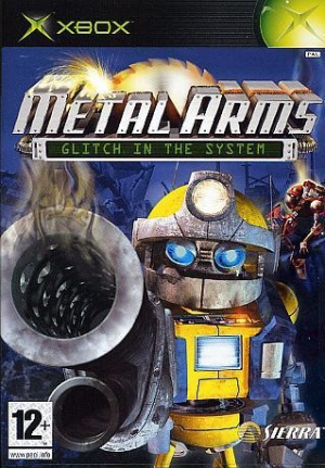 Metal Arms : Glitch in the System sur Xbox
