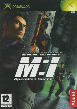 Mission : Impossible : Operation Surma sur Xbox