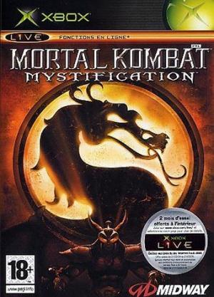 Mortal Kombat Mystification sur Xbox