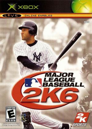 Major League Baseball 2K6 sur Xbox