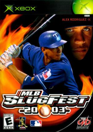 MLB SlugFest 2003 sur Xbox