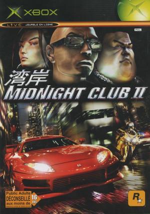 Midnight Club II sur Xbox