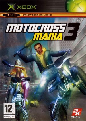 Motocross Mania 3 sur Xbox
