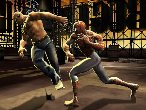 Marvel Nemesis : Rise Of The Imperfects - Xbox