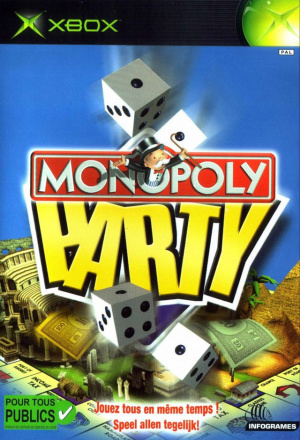 Monopoly Party sur Xbox