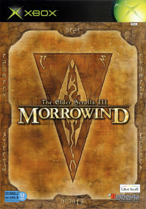The Elder Scrolls III : Morrowind sur Xbox