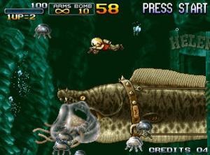 Metal Slug 3 : screens Xbox