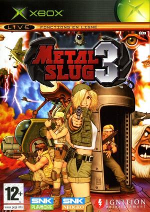 Metal Slug 3 sur Xbox