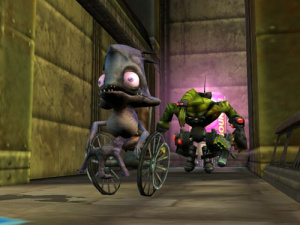 Oddworld: L'Odyssée de Munch arrive aussi sur le PSN