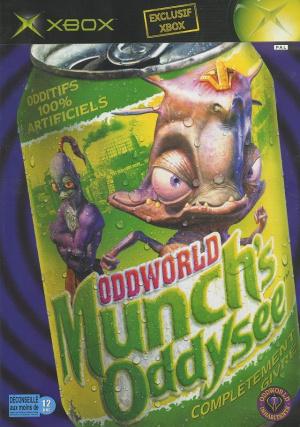Oddworld : Munch's Oddysee sur Xbox