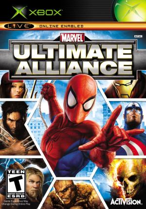 Marvel Ultimate Alliance sur Xbox