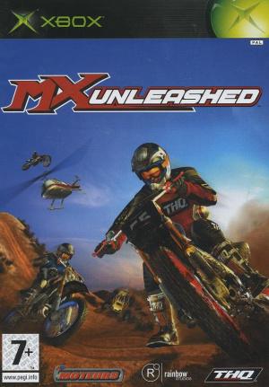 MX Unleashed sur Xbox
