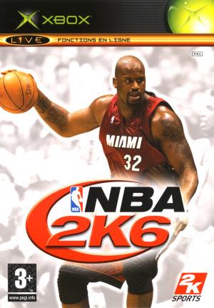 NBA 2K6 sur Xbox
