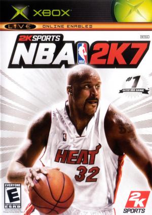 NBA 2K7 sur Xbox