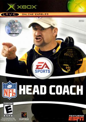 NFL Head Coach sur Xbox