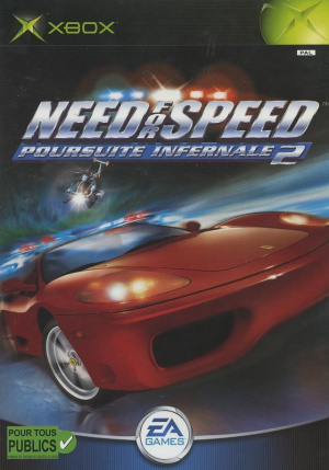 Need for Speed : Poursuite Infernale 2 sur Xbox