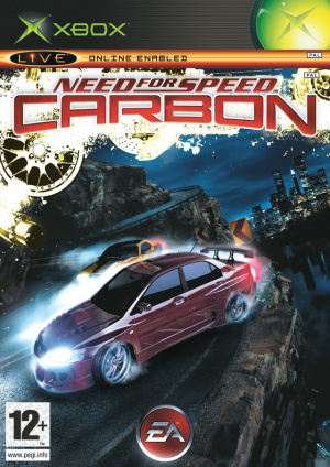 Need for Speed Carbon sur Xbox