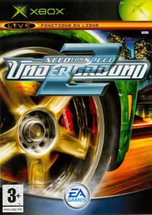 Need for Speed Underground 2 sur Xbox