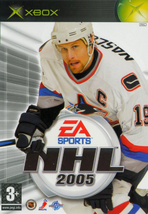 NHL 2005 sur Xbox
