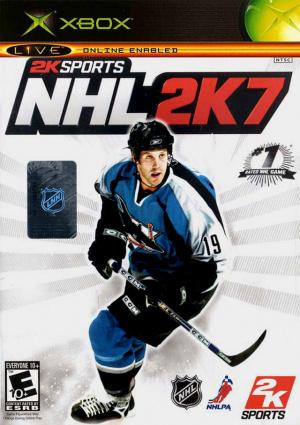 NHL 2K7 sur Xbox