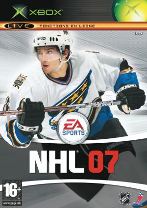 NHL 07 sur Xbox