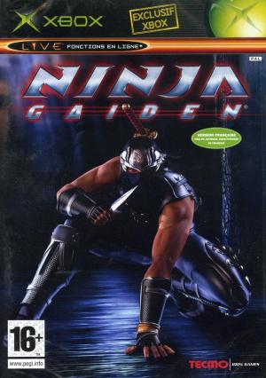 Ninja Gaiden sur Xbox