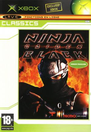 Ninja Gaiden Black sur Xbox