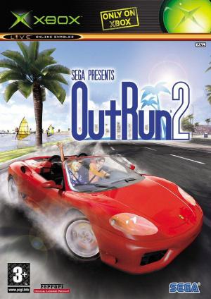 OutRun 2 sur Xbox
