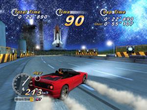 La version PC de Outrun 2006 retardée
