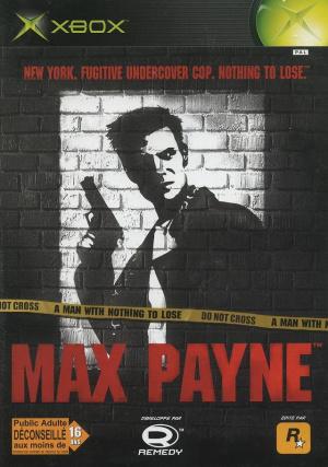 Max Payne sur Xbox