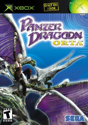 Panzer Dragoon Orta sur Xbox