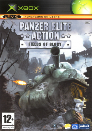 Panzer Elite Action : Fields of Glory sur Xbox