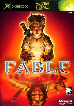 Fable sur Xbox