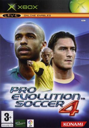 Pro Evolution Soccer 4 sur Xbox