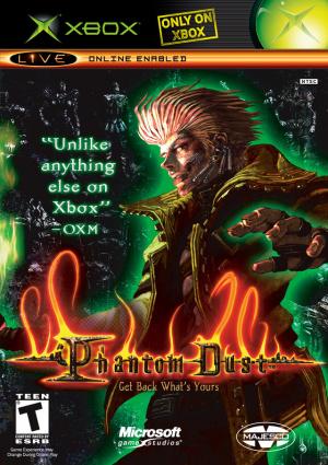 Phantom Dust sur Xbox